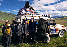 Specialists in small group, in depth travel throughout SW China and Tibet, including Yunnan, Sichuan, Qinghai, Kham, Amdo & U-Tsang Tibet.